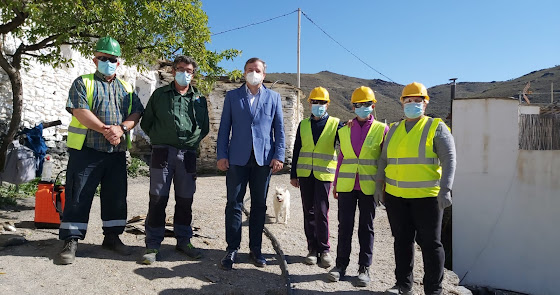 Olula de Castro y Junta colaboran para impulsar una fábrica de turrón artesanal