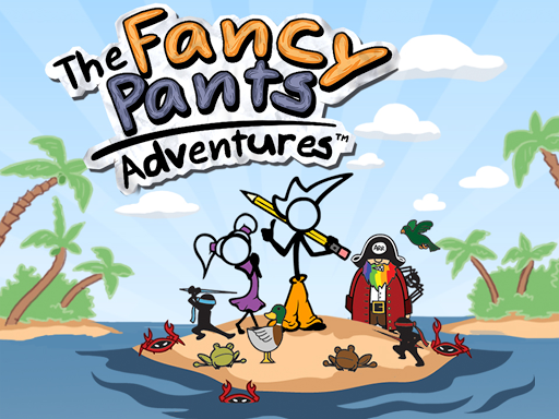 Fancy Pants Adventures (Mod Money)