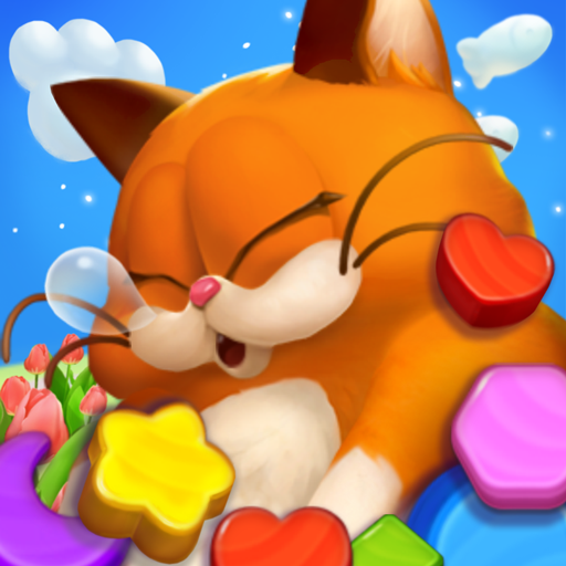 Lazy Cat Dream Match - Happy & Cozy Matching Games