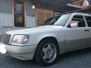 Eクラス ステーションワゴン W124 ターボディーゼルのカスタム事例画像 ヨーソローさんの2020年04月05日19:39の投稿