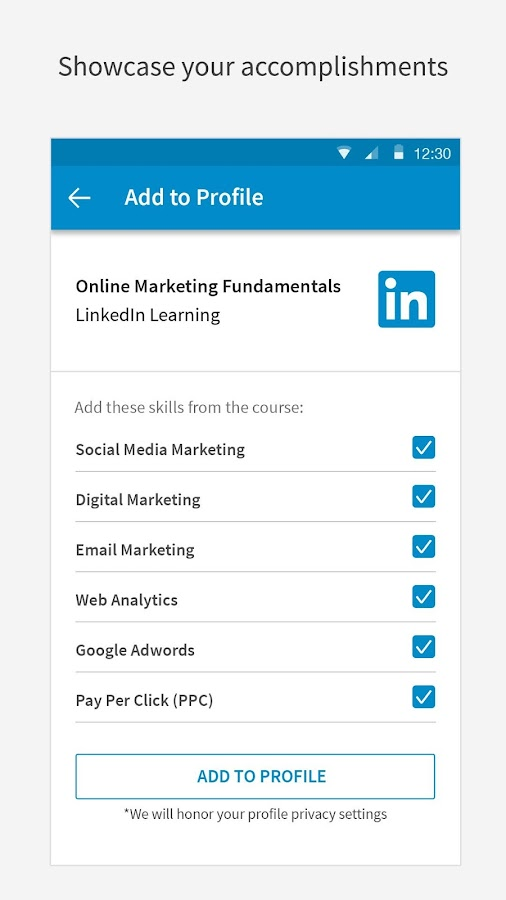 LinkedIn Learning - Android Apps on Google Play