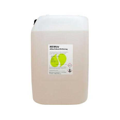 Alkaliskavfettning 25 l