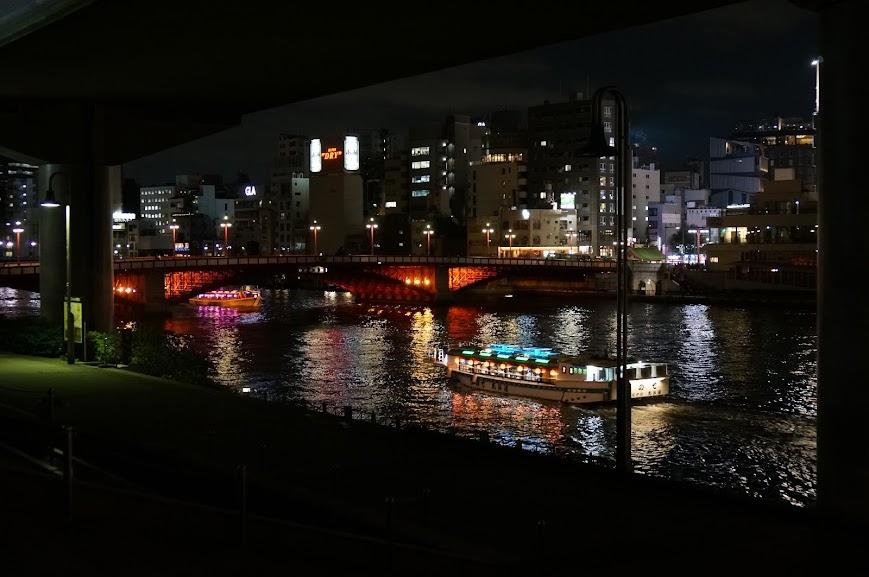 Azuma Bridge, Oshiage, Tokyo