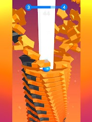 Stack Ball - Blast through platforms APK screenshot thumbnail 14