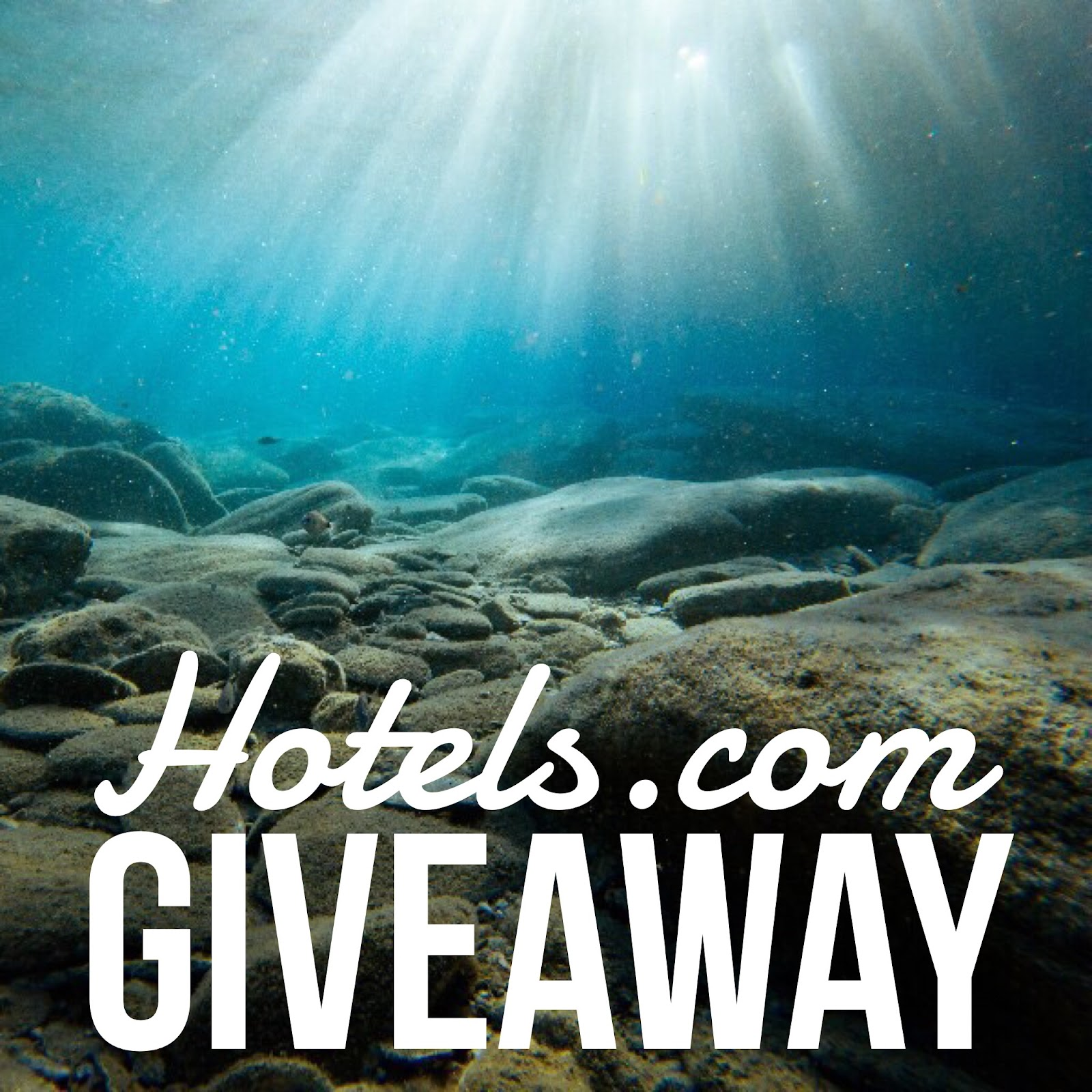 $100 Hotels.com Gift Card Giveaway