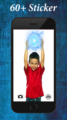 Rasengan Photo Sticker Art Design 1.00 screenshots 2