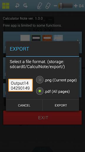 [Free] Calculator Note screenshot 6