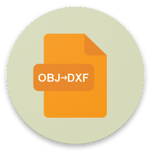 Download OBJ to DXF (No Ad) APK latest version app for android devices
