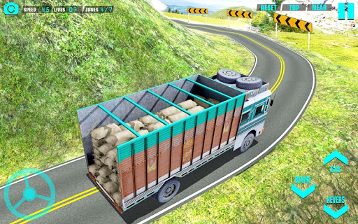 Indian Mountain Heavy Cargo Truck 1.0.1 screenshots 1