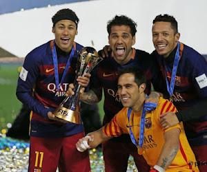Officiel : un ancien du Barça, Champion du Monde des clubs débarque à Eupen !