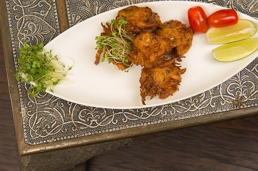 Cabbage & Onion Fritters