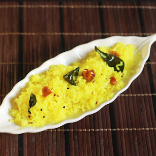 Lemon Rice recipe-How to make simple lemon rice