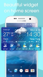 Local Radar Now with Weather Forecast - náhled
