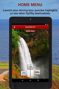 Kauai GyPSy Guide Driving Tour- screenshot thumbnail