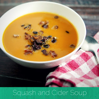 Paleo Squash and Cider Soup