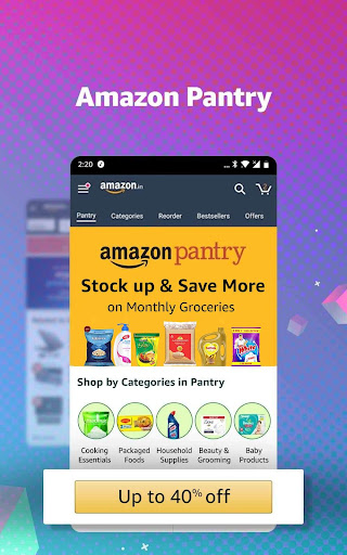 Amazon India Online Shopping and Payments 20.1.2.300 screenshots 6