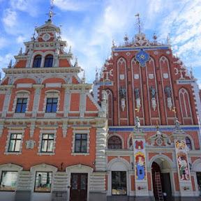 【世界の建築】世界遺産の建築天国!ラトビアの首都リガで会いたいユニークな建築6選