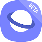 Samsung Internet Browser Beta icon
