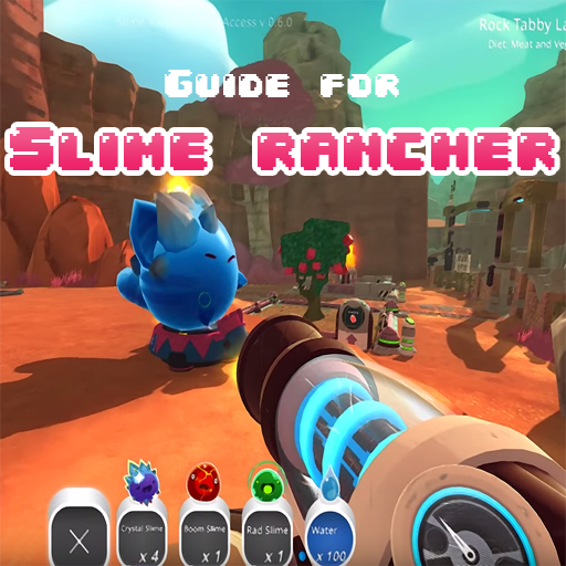 Guide for Slime Rancher