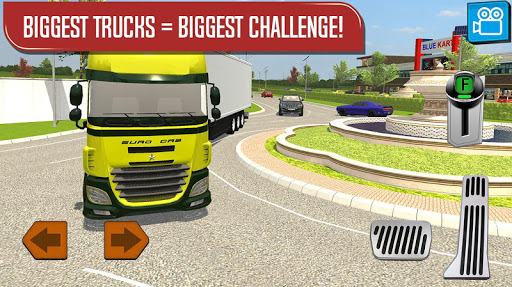 Delivery Truck Driver Simulator  screenshots 6