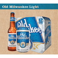 Logo of Old Milwaukee Light
