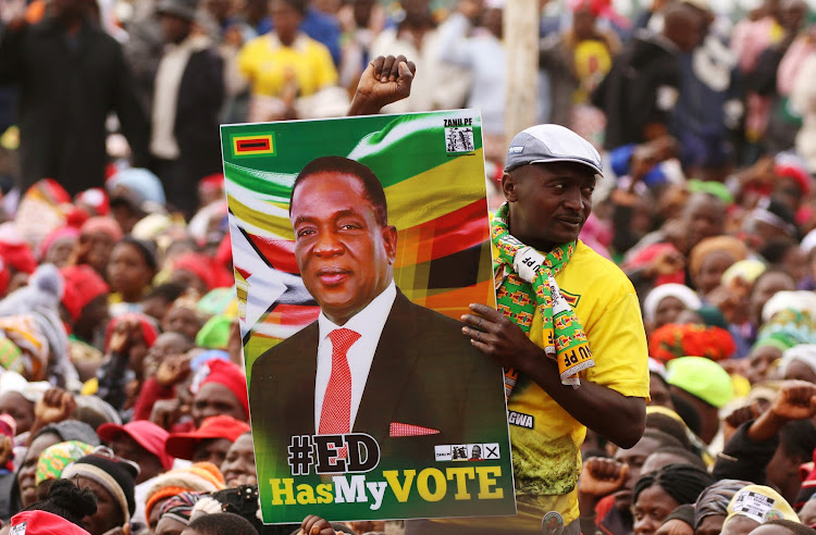 South African billionaire Robert Gumede has labelled the allegations that he funded the Zanu-PF's election campaign as 'fake news'.