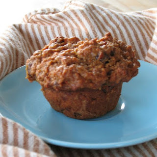 Morning Glory Muffins (vegan)