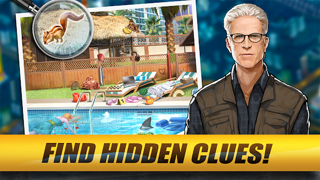 CSI: Hidden Crimes APK screenshot thumbnail 1