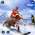 Snow Bike Race: Extreme Racing Tracks Rider icon