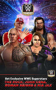 Game WWE Champions APK for Windows Phone