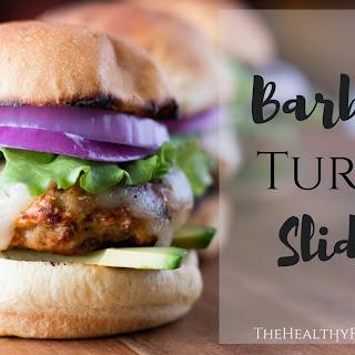 Barbecue Turkey Sliders.