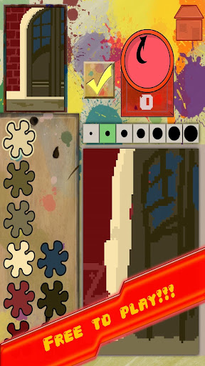 Pixel painter story game image | 7