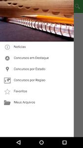 Concursos Mobile 2 screenshot 0