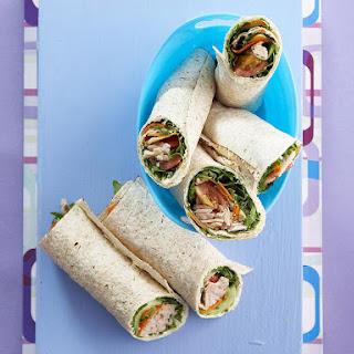Tuna Salad Roll-Ups