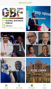 GBF Africa 2017 - náhled