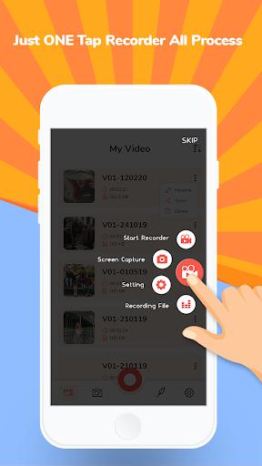 Screen Recorder - Editar capturas de pantalla de video y GIF 7