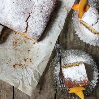 Peach Tea Cake