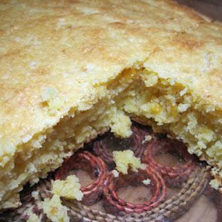 Moist and Delicious Corn Bread.