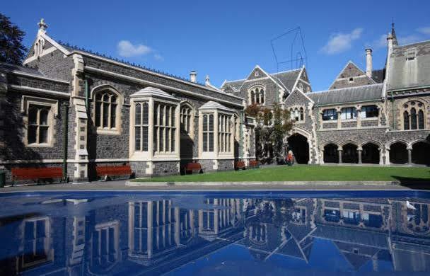 Centro das Artes de Christchurch