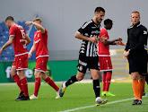 e parquet de l'Union belge de football a réclaméune journée de suspension et 1.000 euros d'amende à l'encontre de Gjoko Zajkov