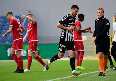 Charleroi connaît la sanction de Gjoko Zajkov