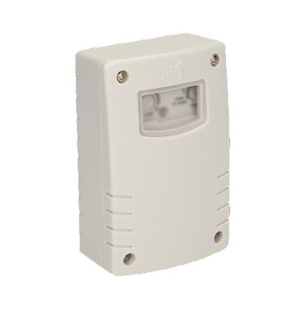 Ljusrelä IP44 10A 2-300lux 1200W