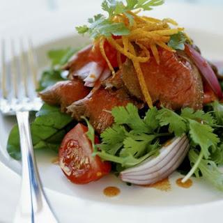Sliced Thai Beef Salad