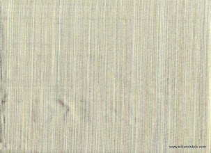 Photo: 100% Dupioni Silk Stripes - Patna 14