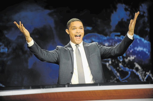'I was told not to f*** it up': Trevor Noah on his 'The Daily Show' journey - TimesLIVE
