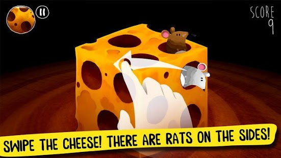 Hey Thats My Cheese!- screenshot thumbnail