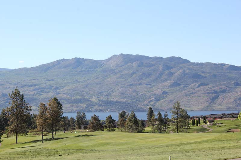 Two Eagles Golf Course & Academy at 3509 Carrington Rd, West Kelowna, BC