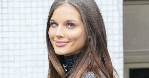 Helen Flanagan thought she was having ectopic pregnancy