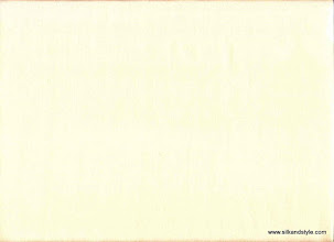 Photo: 12 Bangalore - Color 39 Plain (back)   100% Silk Satin Plain