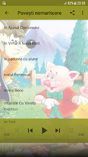 Povesti audio pentru copii - náhled